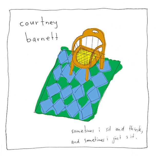 A Courtney Barnett