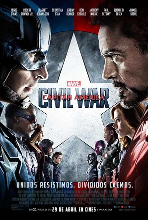 Capitan America Civil War Cartel1