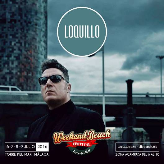 Loquillo Weekend Beach 2016