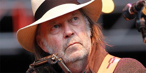 Neil Young Official Zumic