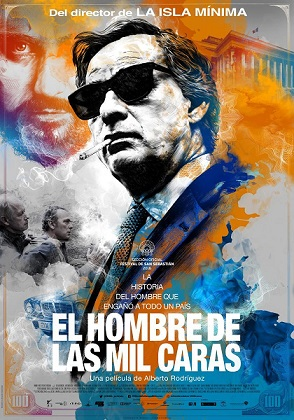Hombre Mil Caras Poster