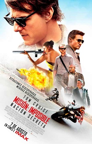 Mision Imposible 5 Cartel