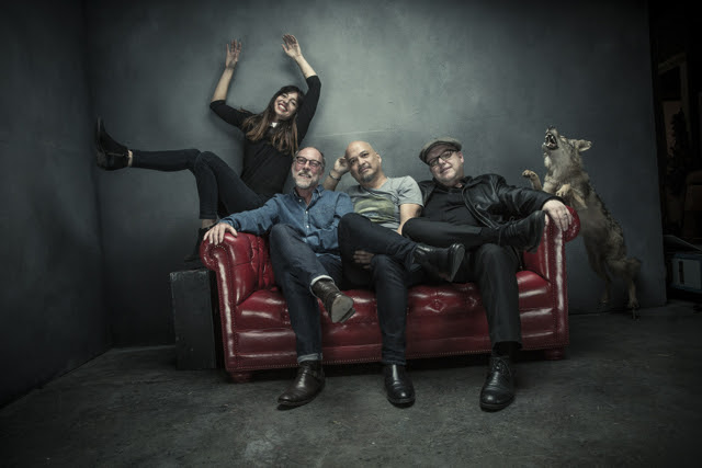 Pixies 2016 Europe Tour Dates Tickets