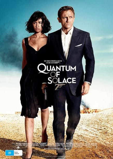 Quantum Of Solace Cartel Critica Opinion Copy