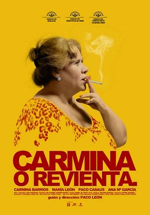 Carmina O Revienta Cartel 1