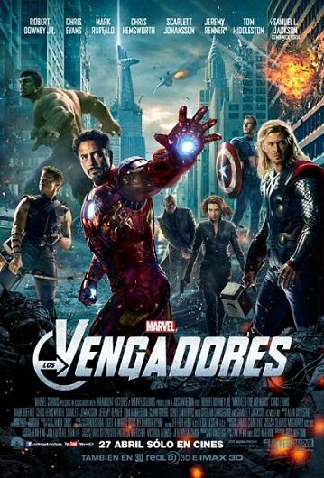 Los Vengadores Cartel Final 1