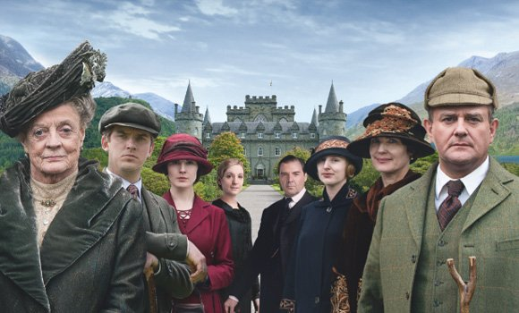 Downton Abbey Christmas special 2012   new plot details revealed