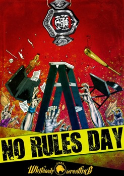 No Rules Day POSTER