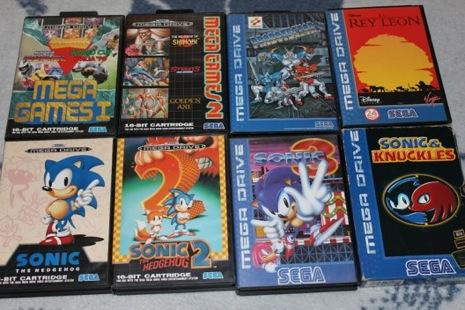 Musiczine Las Consolas De Nuestra Infancia Sega Mega Drive