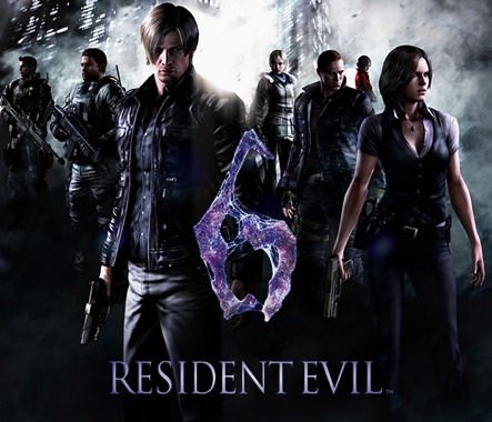 Mejores Videojuegos 2012 RESIDENT EVIL 6