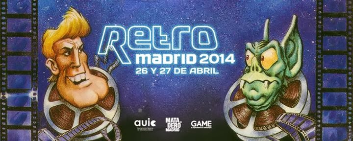Retro Madrid 2014 Portada