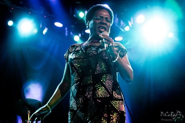 Sharon Jones Madrid