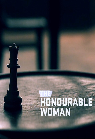 The Honourable Woman Portada
