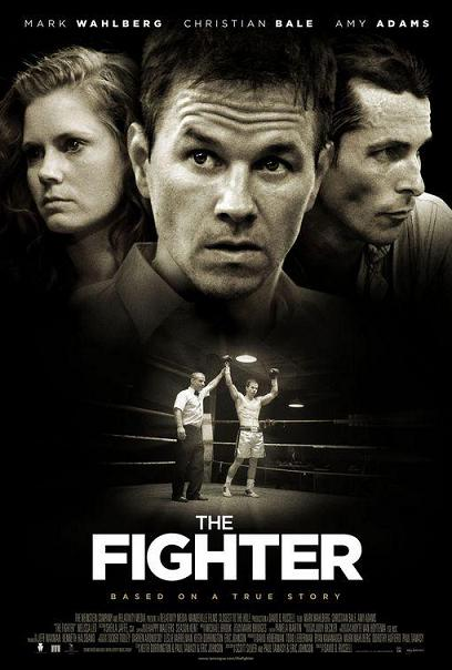 The Fighter Portada 2