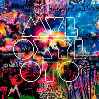 Cold Play Mylo Xyloto