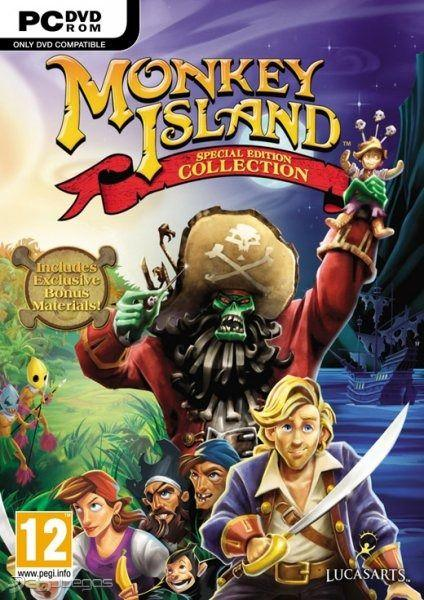 The Monkey Island Special Edition