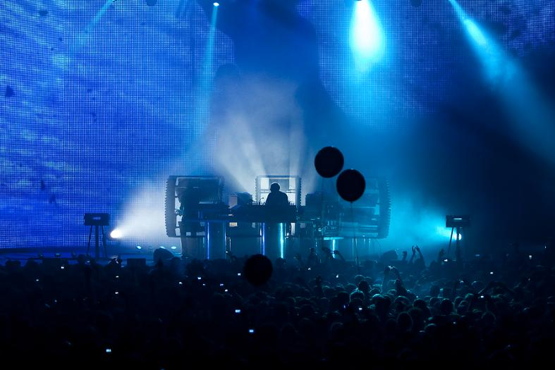 Chemical Brothers Especial Sonar